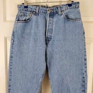Vintage Levi's SilverTab Guy's Fit Jeans for Women